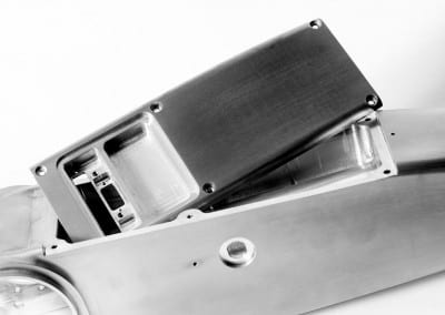 Machined Aluminium Billet